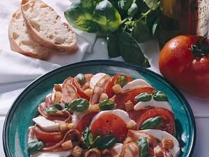 Tomaten-Mozzarella-Platte Rezept
