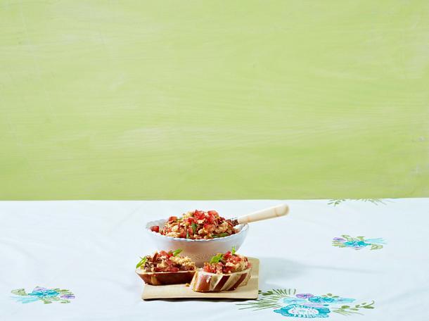 Tomaten-Obatzda Rezept