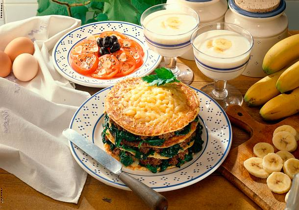 Tomaten-Oliven-Salat Rezept
