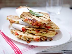 Tomaten-Panini Rezept