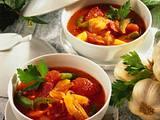 Tomaten-Paprika-Suppe Rezept