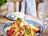 Tomaten-Pasta Rezept