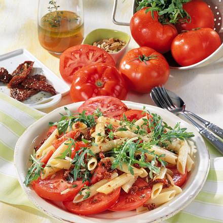 Tomaten-Pasta-Salat Rezept