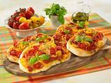 Tomaten-Pizzazungen Rezept