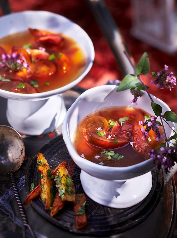 Stillen Tomaten