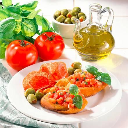 Tomatenbrot Rezept