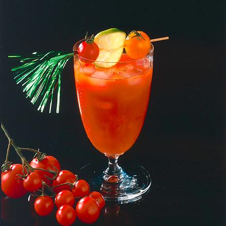 Tomatendrink Rezept | LECKER on