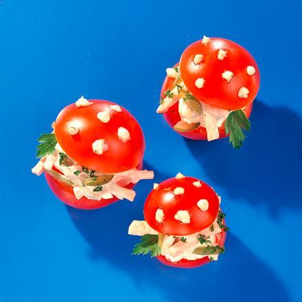 Tomatenpilz Rezept