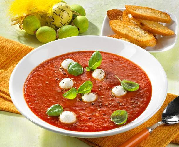 Tomatenschaumsuppe Rezept
