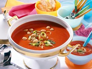Tomatensuppe mit Tabasco Rezept