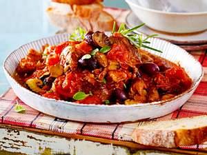 Tomatentribute mit Pute Rezept