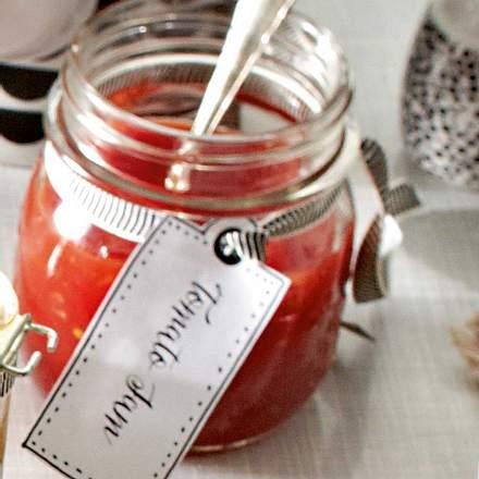 Tomato Jam Rezept