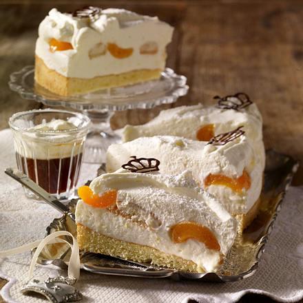 Topfen-Obers-Torte Rezept