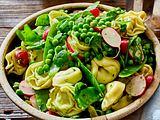 Tortellini-Gemüse-Salat Rezept
