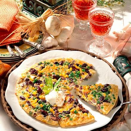 Tortilla mexicana Rezept