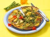 Tortilla mit grünem Spargel Rezept