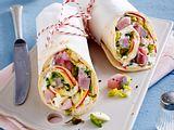 Tortilla-Wrap mit Matjes Rezept