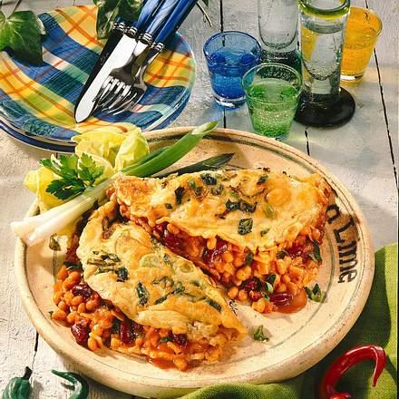 Tortillas mit Chili Pueblo Rezept