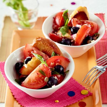 Toskanischer Salat Rezept