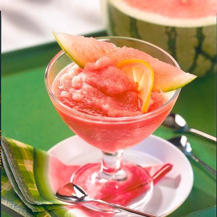 Trauben-Melonen-Schnee Rezept