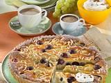 Trauben-Schmand-Kuchen (Diabetiker) Rezept