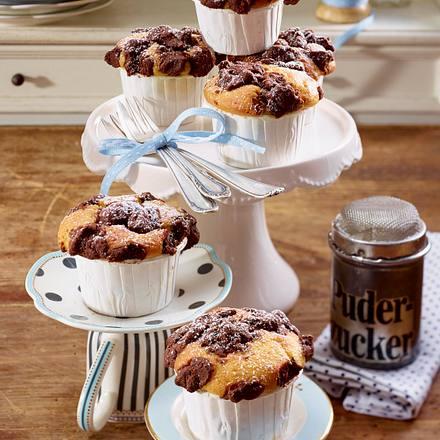 Trauben-Streusel-Muffins Rezept