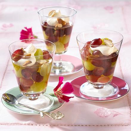 Trauben-Weingelee Rezept