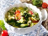 Trennkost-Schlanksuppe mit Tomate und Pesto Rezept