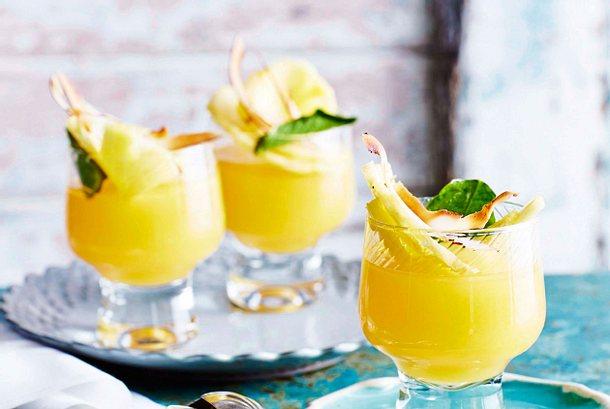 "Tropisches Jelly ""Taste the Sun"" Rezept"