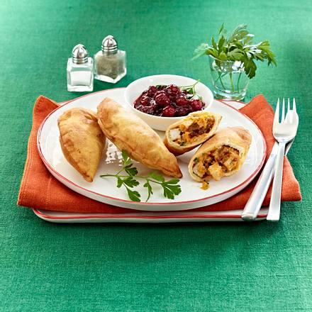 Truthahn-Empanadas Rezept