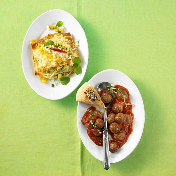 Türkischer Zucchini-Auflauf Rezept