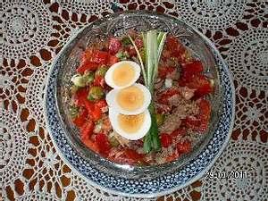Tunesischer Thunfischsalat Rezept