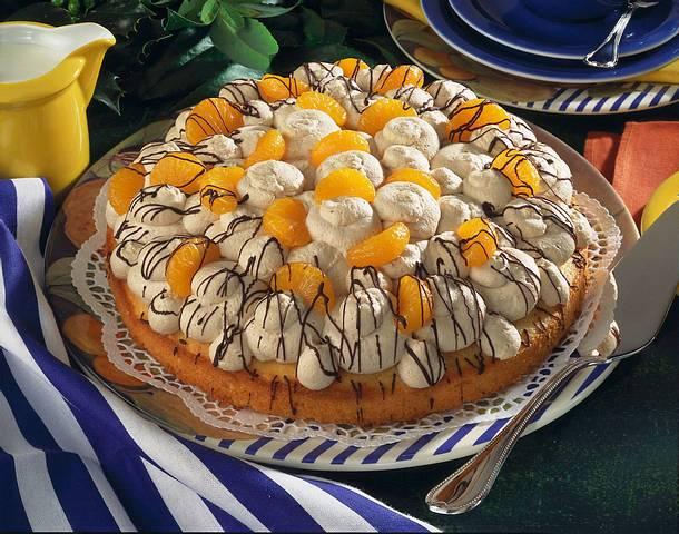 Tupfen-Torte Rezept