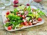 Turbo-Salatplatte Rezept