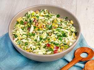 Über-Nacht-Salat Rezept
