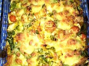Überbackene Tortillas Hamminkeln Rezept