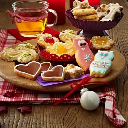 Überraschungs Kekse Rezept
