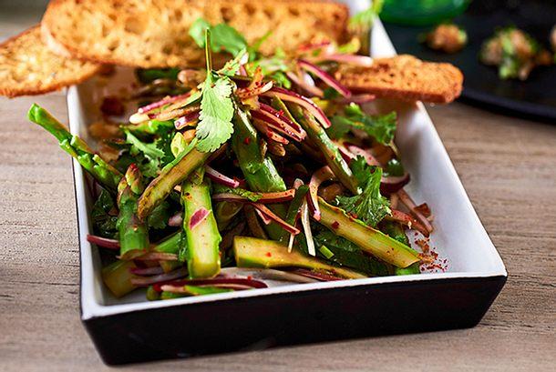 Ultimative Spargelzugabe als Salat oder Suppeneinlage Rezept