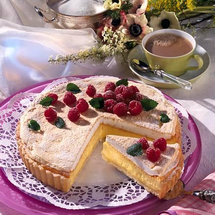 Vanille-Joghurt-Tarte Rezept