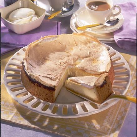 Vanille-Käsekuchen Rezept