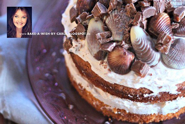 Vanille-Karamell-Torte Rezept