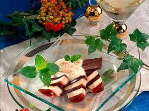 Vanille-Kirsch-Gelee Rezept