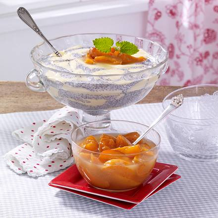 Vanille-Mohncreme Rezept