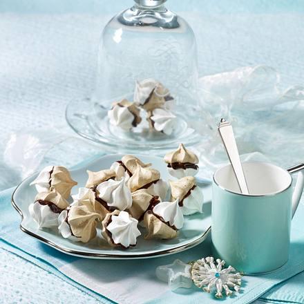 Vanille-Mokka-Baiser Rezept