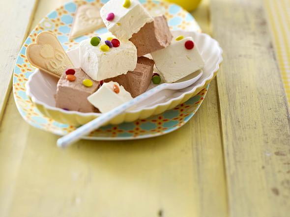 Vanille-Schoko-Eis Rezept