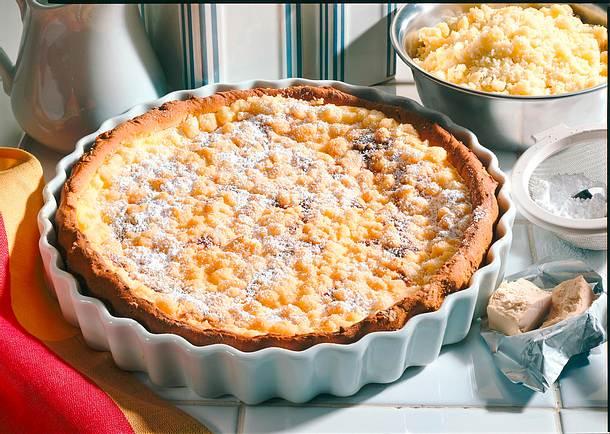 Vanille-Streuselkuchen Rezept