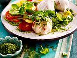 Veganer Cashewkäse mit Tomaten Rezept