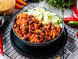 Veganes Bohnen-Chili Rezept