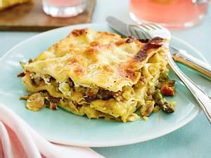 Vegetarische Frühlings-Lasagne Rezept