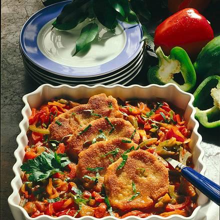 Vegetarische Schnitzel Rezept